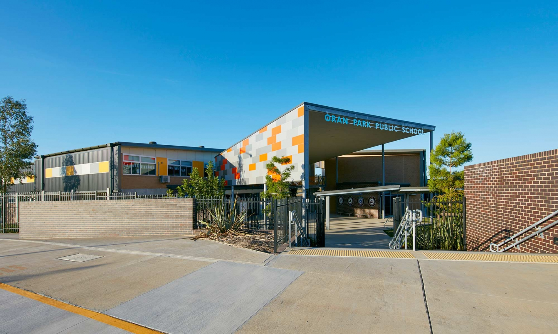 Why Oran Park Public School Feature