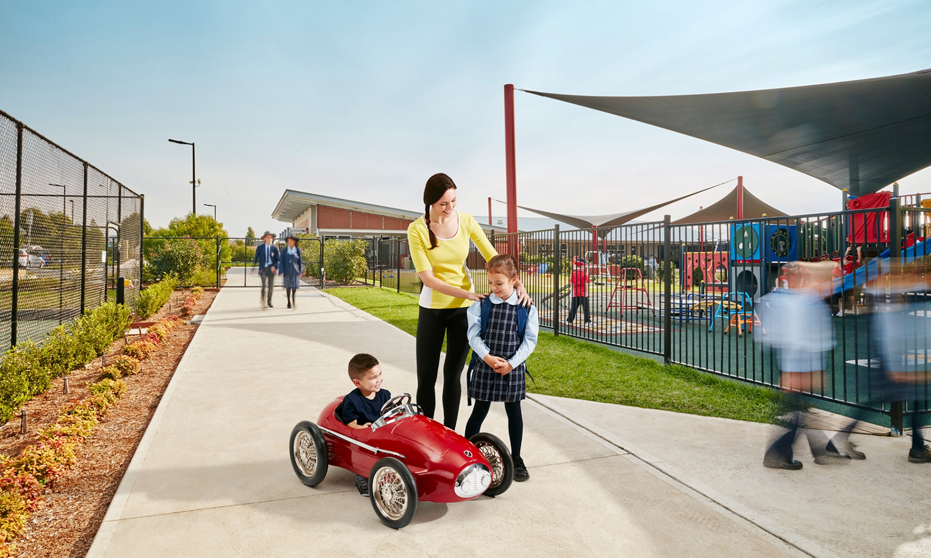 Why Oran Park Town Schools Feature