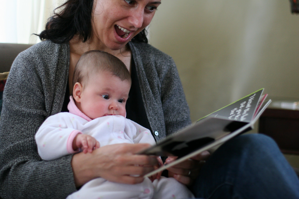 Babies into Books