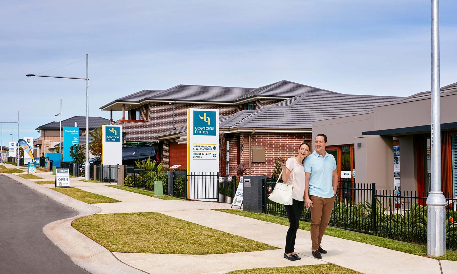 Sydney\u0027s newest Display Village features 69 display homes to suit all design tastes and budgets. & 69 Home Display Village » Oran Park Town