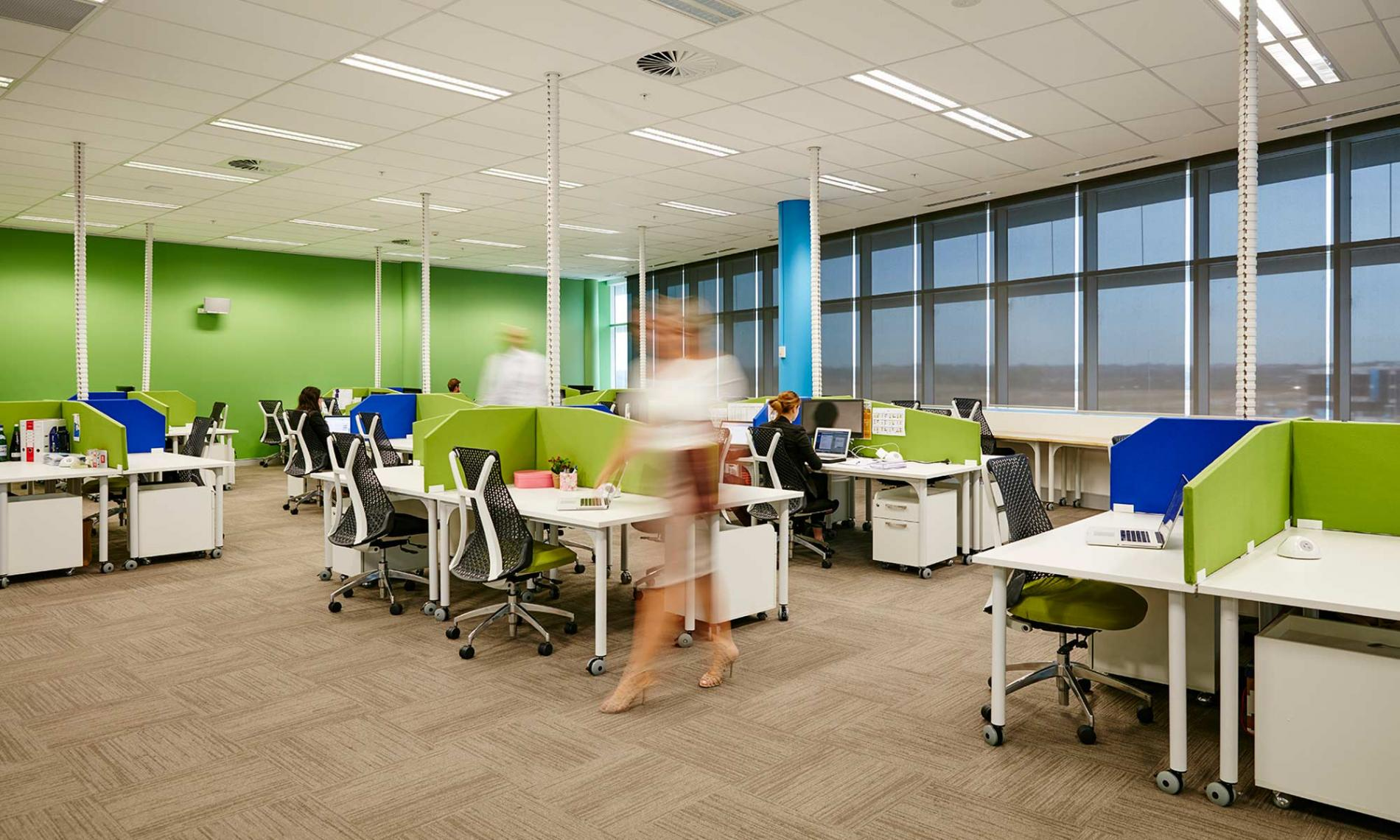 Why Oran Park Town Smart work hub feature